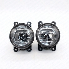 Front Fog Lights For DACIA Duster LOGAN Sandero 2004-15 Auto Right/Left Lamp Car Styling H11 Halogen Light 12V 55W Bulb Assembly