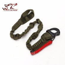 Tactical Protective Rope Quick Release Line Climbing Safety Strap For Outdoor Hunting(China)