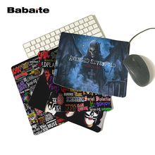 Babaite Selling American Rock Band A7X Avenged Sevenfold Anti-Slip Durabble Rubber Backing Nice MousePad Mouse Mice Mat Mousepad(China)