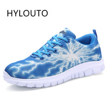 2017 New Brand Men Unisex Adult Shoes,female Zapatillas Mujer Spring Flats Casual Outside Shoes Cheap Price Tenis Feminino