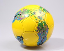 Wholesale 5#  PU football soccer Training football for Spanish Football League Teams Free Shipping