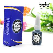 New Individual False Eyelashes Extension Glue Long Lasting 10ml Quick Dry Microstimulation Low Smell Eyelash Glue For Lashes