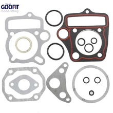 GOOFIT 70cc Cylinder Head Gasket Set ATV Dirt Bike Go Kart K078-026