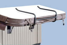 SPA COVER LIFTER that fits vary SIZE, SHAPE and BRAND of SPA,CABINET FREE COVER REST(China)