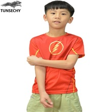 T Shirts Kids Children's Clothing Baby Super hero Clothes T Shirt Short Sleeve T-Shirts For Boys Girls Tops Tees T-shirt