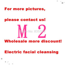 Wholesale price cleaning facial Face Care Beauty Too system Electric Facial Pore Cleaner Powered Facial Cleansing Devices(China)