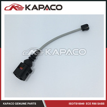 Brake Pad Wear Sensor 8V0615437 Fits For VW Golf SEAT Leon SKODA Octavia(China)