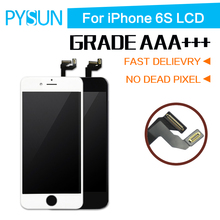 For iPhone 6s LCD Touch screen Digitizer Display Connector Assembly Replacement A+++ 100% Tested Repair Parts Pantalla+tools(China)