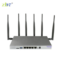 1200Mbps Wireless WIFI Router Gigabit port OpenWrt Router IEEE802.11AC/N/G/B/A English Firmware Dual Band