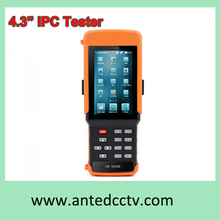 "4.3"" Portable CCTV Test Monitor for IPC+AHD+TVI+CVI+CVBS 4 in 1 Security CCTV Tester"