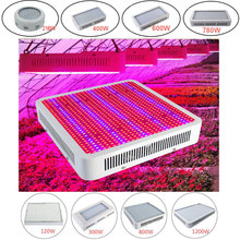 Full Spectrum LED Grow light 120W 216W 300W 400W 600W 780W 1200W Led Plant Light For Indoor Plants Vegs Grow Bloom Flowering