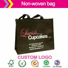 Promotional Cheap Custom PRET Recyclable Non Woven Bag Price useful recycled laminated pp non woven bag