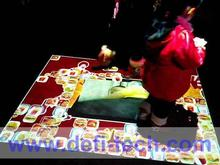 Lowest price Promotion-- DEFI Interactive Floor System with 118 kind of different effect for Product Launches - Advertising