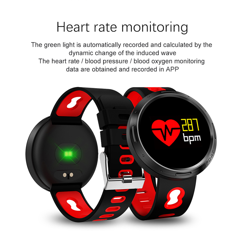 FROMPRO New Color OLED X9-VO Smart Bracelet Bluetooth Heart Rate Blood Pressure Oxygen Monitor Watch Pedometer Calorie Smartband