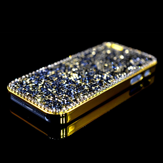 1pcs 4.7 inch Case For iphone6 Hot Fashion Luxury Diamond Flashing Cell Phone Cases Covers For apple iphone 6S case accessories(China)