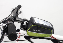 2015 GUB Cycling Bike Bag Bicycle Phone Pouch Waterproof Outdoor Case Sport Cycle bicycle GIANT cycling Bags 5.5 Inch Large Size