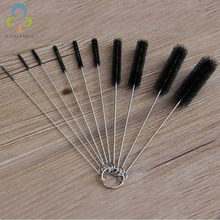 10pcs/lot Stainless steel test tube brush kettle brush creative kitchen utility LYQ