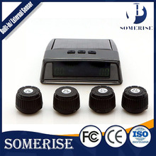 Tyre Pressure Monitor Diagnostic-tool Wireless Car Alarm System TPMS USB Charge For Opel Omega