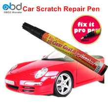 Hot Selling Car Scratch Repair Pen Fix It Pro Clear Simoniz Clear Coat Applicator Universal Painting Pens For All Color Cars(China)