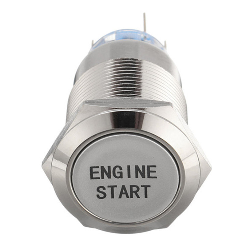 KOWELL-12v-Universal-LED-Light-Car-Keyless-Engine-Starter-Ignition-Button-Push-Start-Button-Switch-Replacement