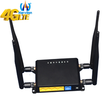 CCTV IP camera ATM POS Industrial 300M Wireless 3G 4G Router with Sim Card Slot External Antennas