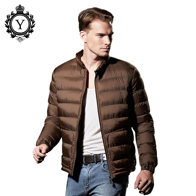 Coutudi 2017 Winter Jacket Men Fashion Ultralight Down Jackets Nylon Parkas High Quality S Coats Aliexpress