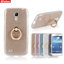 Buy UPaitou Glitter Bling Case Samsung Galaxy S4 Mini i9190 i9192 i9195 Case Ring Holder Soft TPU Case Samsung S4 Mini for $2.35 in AliExpress store