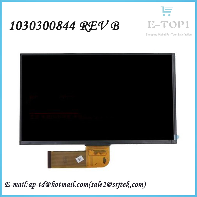 High Quality 10.1 inch LCD Display 1030300844 REV B Tablet Screen Replacement Parts KR101PB8T Tablet pc<br><br>Aliexpress