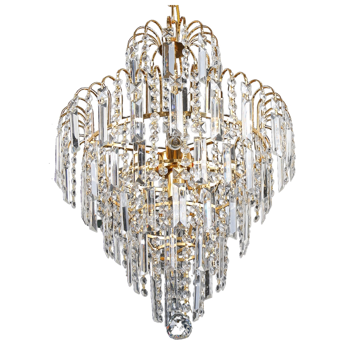 BIFI-Luxury Big Crystal Chandelier Modern Ceiling Light Lamp Pendant Lighting Fixture<br>
