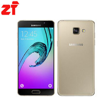 Original Samsung Galaxy A5 A5108 Mobile Phone3GB RAM 16GB ROM 5.2 inch Dual SIM 4G LTE Octa Core 13MP Camera Android OS5.1(China)