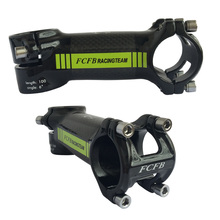 FCFB FW patented technology green  alloy & packing carbon bicycle stem road/mtb bike  super light 100MM 125G road bike mtb stem