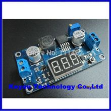 5PCS/LOT XL6009 Boost Step-up Module Power Supply LED Voltmeter Adjustable boost module integrated circuit