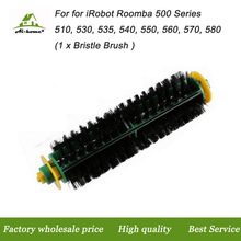 New Bristle Brush Accessories For iRobot Roomba 500 Series 510 530 535 540 550 560 570 580 Robotic Vacuum Cleaner Parts(China)