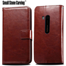 Flip Cover For Nokia Lumia 920 Case Wallet Leather Card Slot Capinhas Etui Coque For Nokia Lumia 920 Funda Hoesjes Capa Carcasas(China)