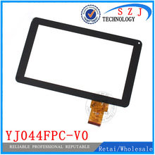 Original 9'' inch A giant YJ044FPC-V0 F900H Touch Screen Handwriting Panel Capacitive External Screen Free Shipping