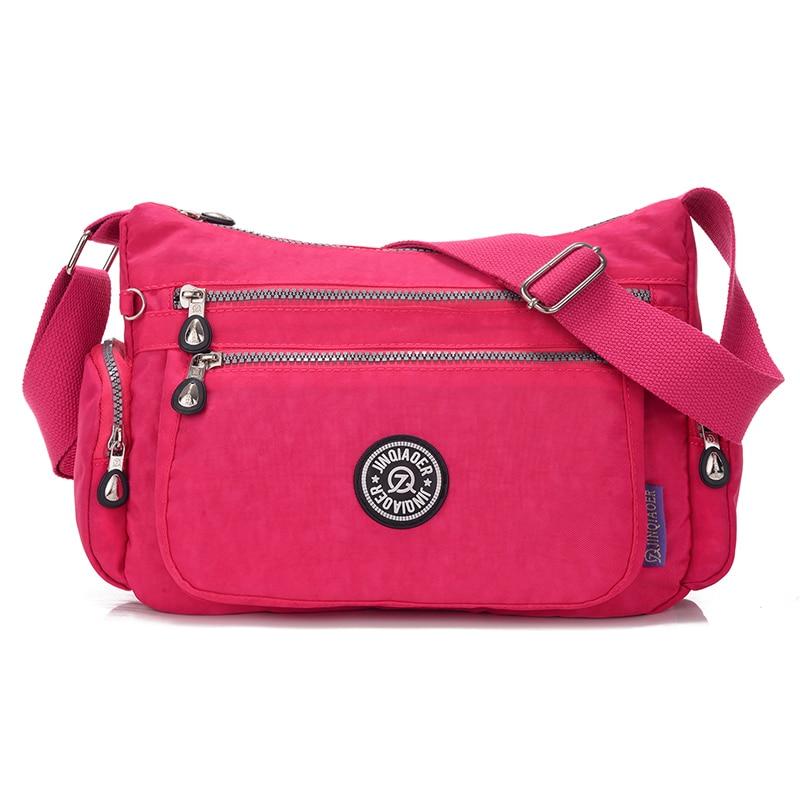 Hot Sale Handbag Women Messenger Bags for Women Bag Waterproof Nylon Ladies Shoulder Crossbody Bags sac a main bolsa feminina<br><br>Aliexpress