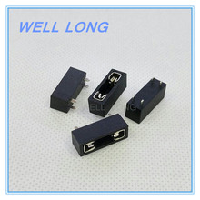 20pcs/lot PCB Panel Mount Insurance Blocks Safety Terminals Micro Mini Medium Small Universal Car Fuse Holder.(China)