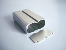 Instrument shell industrial aluminum box alloy small enclosure DIY 53*26*80mm PCB project extruded box NEW wholesale