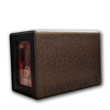 Taiwan TW Card Brick Box Box Window Ostrich Handmade Brick Magic Card Cortex(China)