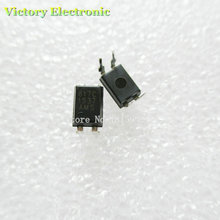 New Original Opticalcoupler PC817 PC817B EL817 817 DIP-4 OC 20PCS/Lot Wholesale Electronic(China)