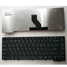 Russian Laptop Keyboard Acer Aspire AS4710 AS4520-5582 4710ZG eMachines E500 E510 BLACK RU