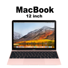 Apple Original 12-inch MacBook Apple Laptop MacOS Notebook support Windows Intel M3 CPU MNYF2 8G memory and 256G SSD(China)