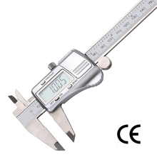 Digital Caliper 0-150mm/0.01 Stainless Steel Electronic Vernier Caliper Measuring Instruments mm/inch Micrometer Measuring Tools(China)