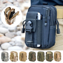 Universal Outdoor Tactical Holster Military Wallet For Multi Phone Model Belt Pouch Holster Bag Pocket Outdoor Army Cover Case