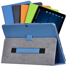 Printing PU Leather Case Stand Cover Chuwi Hi13 13.5 Inch Tablet + 2 X Screen Protector Film - SLZQSL Store store