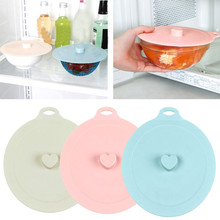 Kitchen Accessories Silicone Bowl Lids Reusable Suction Seal Covers for Bowls Pots Cups Food Safe