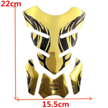 New Brand 3D Motorcycle Fuel Tank Decal Pad Protector Cover Sticker Decoration Decals Universal For Honda Yamaha Kawasaki Suzuki