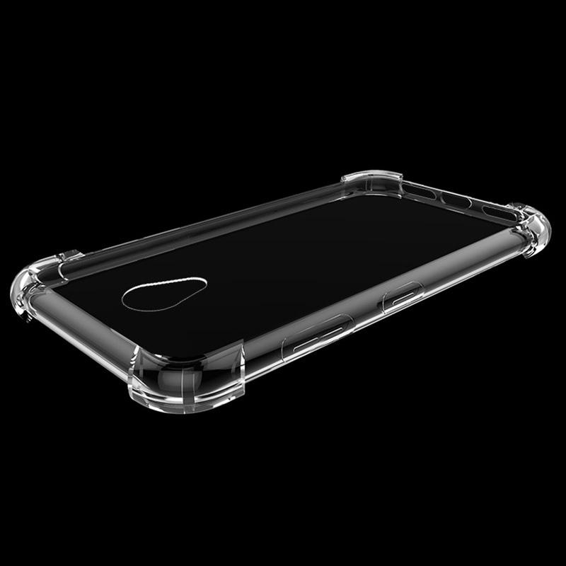 transparent silicone case meizu m5 m5s m5c m5 note (4)