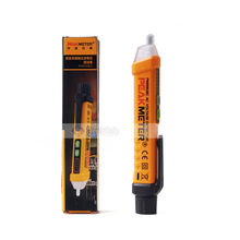 Peakmeter PM8908C Non-contact Voltage Detector tester AC voltage pen 12V-1000V