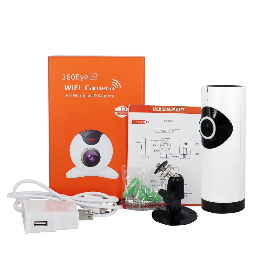 Babykam 720P ip camera video nanny radio babysitter IR Night vison PIR Motion Sensor 2 way talk Widen viewing angle Max 132GB<br>